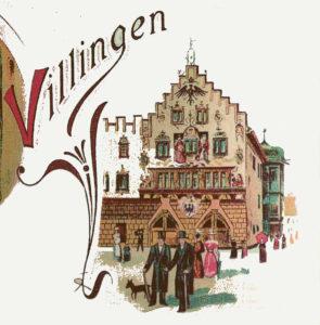 Villingen Altes Rathaus