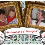 ..i de Rosegass'
